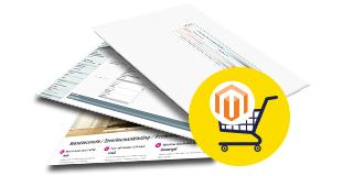magento webshop implementatie