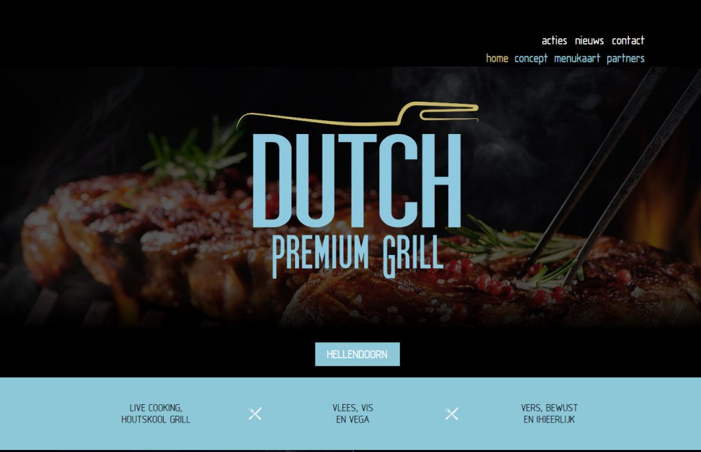 website dutch pg door UP2media